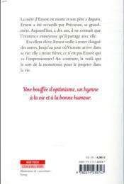 Lettres d'amour de 0 à 10 - 4ème de couverture - Format classique