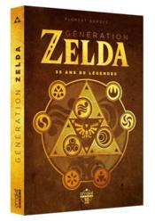 Génération Zelda ; 35 ans de légendes - Couverture - Format classique