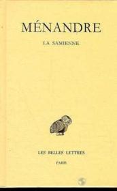 Samienne t.1 ; 1ère partie - Couverture - Format classique