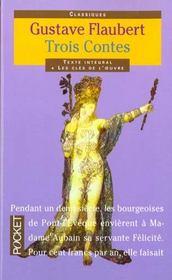 Trois contes - Intérieur - Format classique