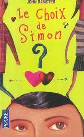 Le Choix De Simon - Intérieur - Format classique