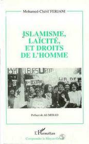 Islamisme Laicite Et Droitsde L'Homme - Intérieur - Format classique