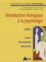 Intro biologique a la psycho (gd amphi) - Intérieur - Format classique