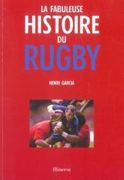 Fabuleuse Histoire Du Rugby - Intérieur - Format classique