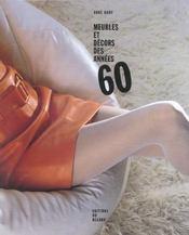 Meubles et décors des années 60 - Intérieur - Format classique