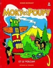 Moky Et Poupy T.7 ; Le Volcan - Couverture - Format classique