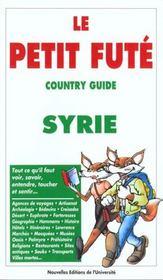 Syrie 1996-1997, le petit fute - Intérieur - Format classique