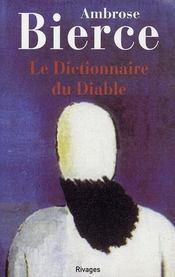 Le dictionnaire du diable - Intérieur - Format classique
