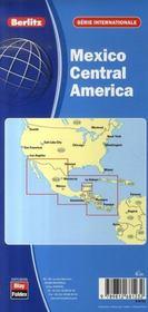 Mexique, amérique centrale - 4ème de couverture - Format classique