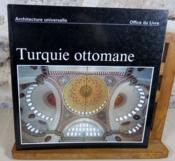 Turquie Ottomane. - Couverture - Format classique