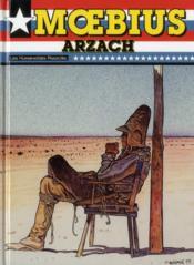 Arzach - Couverture - Format classique