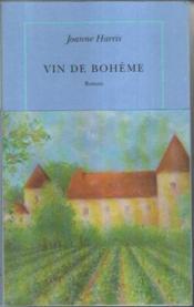 Vin De Boheme - Couverture - Format classique