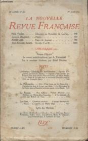 Collection La Nouvelle Revue Francaise N° 225.Discours En Lhonneur De Goethe Par Paul Valery/ Nuits Pas Jacques Delamain/ Pages De Journal Par Andre Gide. - Couverture - Format classique