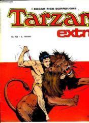Tarzan Extra N° 13. Texte En Italien. - Couverture - Format classique