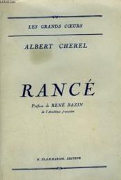 Rance. - Couverture - Format classique