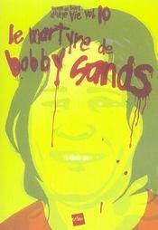 Le martyre de bobby sands - Intérieur - Format classique