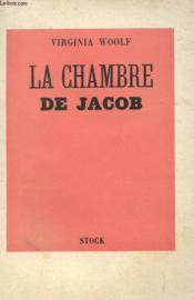 La Chambre De Jacob - Couverture - Format classique