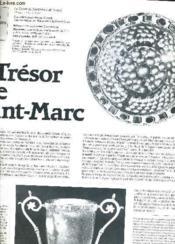 Le Petit Journal Des Grandes Expositions - Le Tresor De Saint Marc De Venise - 24 Mars 24 Juin 1984. - Couverture - Format classique