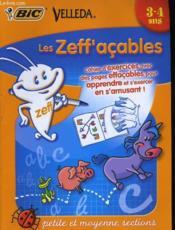 Les Zeff'Acables - Couverture - Format classique