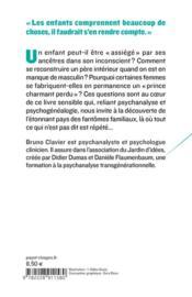 Les fantômes familiaux ; psychanalyse transgénérationnelle - 4ème de couverture - Format classique