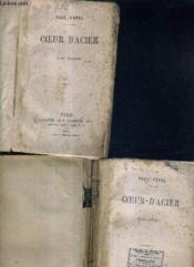 Coeur D'Acier - En Deux Tomes - Tome 1 + Tome 2. - Couverture - Format classique