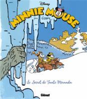 Minnie et le secret de tante Miranda - Couverture - Format classique