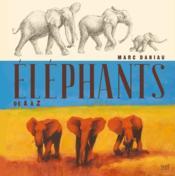Éléphants, de A à Z - Couverture - Format classique