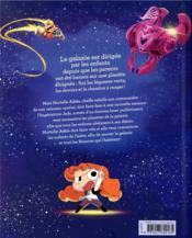 Mortelle Adèle HORS-SERIE ; Mortelle Adèle et la galaxie des bizarres - 4ème de couverture - Format classique