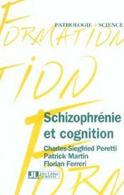 Schizophrenie et cognition - Intérieur - Format classique