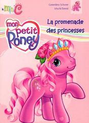 Mon petit poney ; la promenade des princesses - Intérieur - Format classique