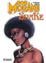 Bob Morane t.21 ; Snake - Intérieur - Format classique