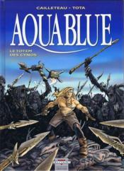 Aquablue T.9 ; le totem des Cynos ; coffret - Couverture - Format classique