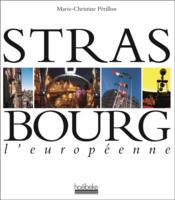 Strasbourg L'Europeenne - Couverture - Format classique
