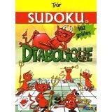 Sudoku (3) diabolique - Couverture - Format classique