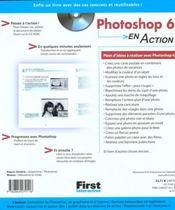 Photoshop T.6 ; En Action - 4ème de couverture - Format classique