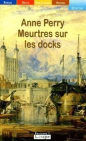 Meurtres sur les docks - Couverture - Format classique