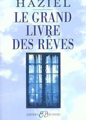 Le grand livre des rêves - Intérieur - Format classique
