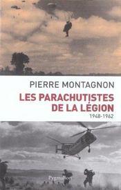 Les parachutistes de la légion 1948-1962 - Intérieur - Format classique