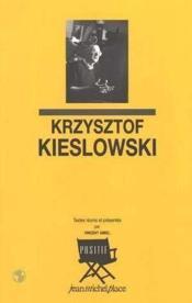 Krzysztof Kieslowski - Couverture - Format classique