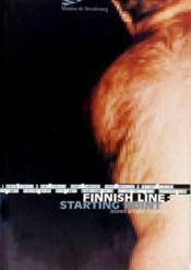 Finnish line : starting point ; jeunes artistes finlandais - Couverture - Format classique