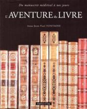 L'Aventure Du Livre - Couverture - Format classique