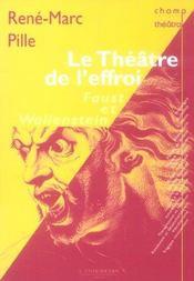 Le theatre de l'effroi - Intérieur - Format classique