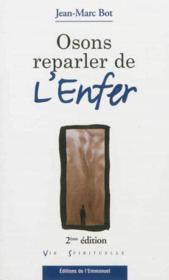 Osons Reparler De L'Enfer - Couverture - Format classique