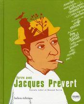 Ecrire Avec ....Jacques Prevert - Intérieur - Format classique