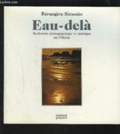Eau-Dela (recherche Photo & Poetique) - Couverture - Format classique