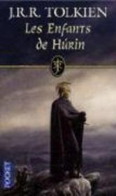 Les enfants de Hurin - Couverture - Format classique