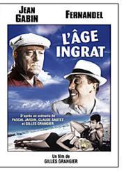 L'Age Ingrat - Couverture - Format classique