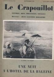 Le crapouillot / septembre 1931 - Couverture - Format classique