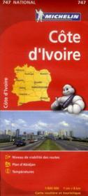 Côte d'Ivoire - Couverture - Format classique