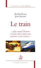 Le train ;